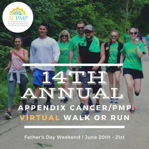 14th Annual ACPMP Virtual Walk/Run